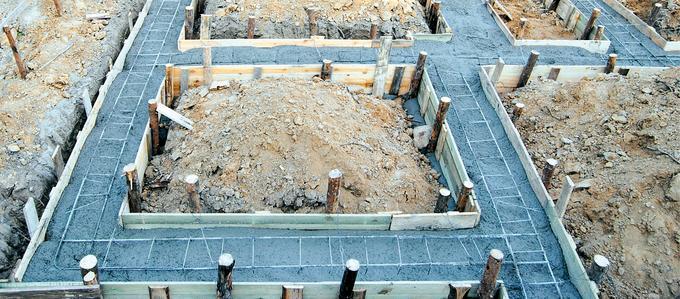 5. Zbrojenie i betonowanie fundamentów